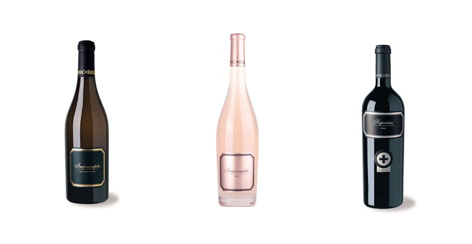 Wine Up encumbra el rosado y el blanco Impromptu de Hispano Suizas