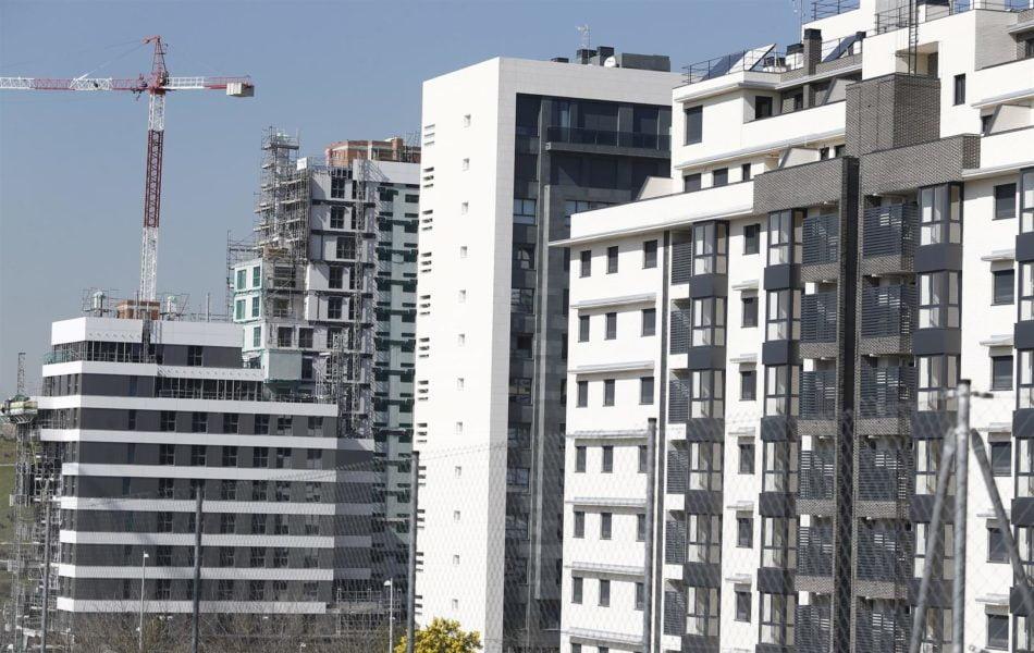 El sector inmobiliario español en auge gracias a la inversión extranjera