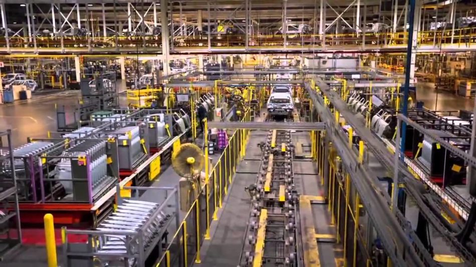 Imagen destacada El 40 % de la planta de vehículos de Ford Almussafes para esta semana