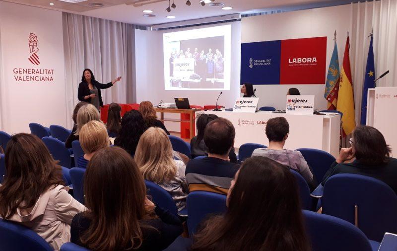 Mujeres en el sector público, un asociación para el empoderamiento de las funcionarias