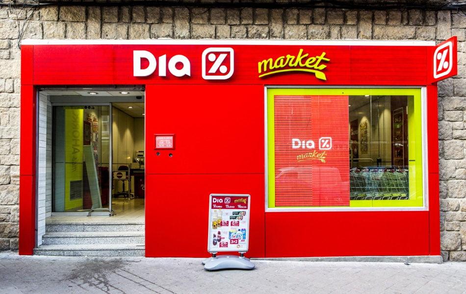 DIA cambia su modelo de franquicia y pretende abrir 500 tiendas en 3 años
