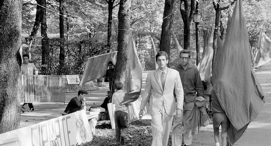 Bernardo Bertolucci Antes de la revolución