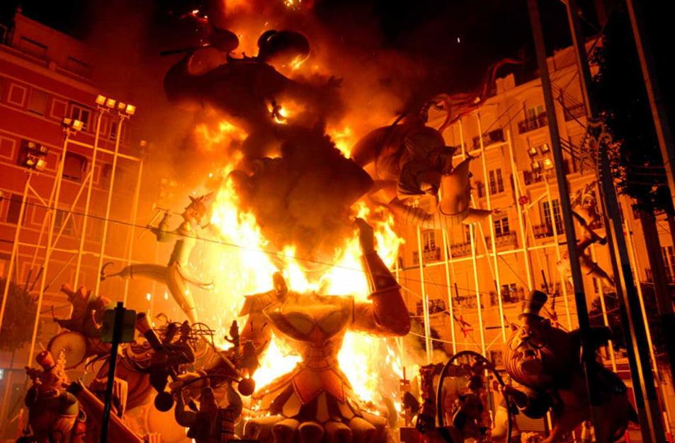 En marzo, los turistas nacionales se decantaron por la Comunitat Valenciana