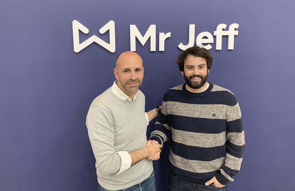 Imagen destacada Mr Jeff se convierte en partner estratégico de la Asociación Valenciana de Startups