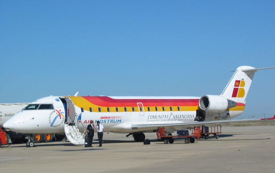 Imagen destacada Air Nostrum retoma los vuelos en Baleares el 24 de mayo
