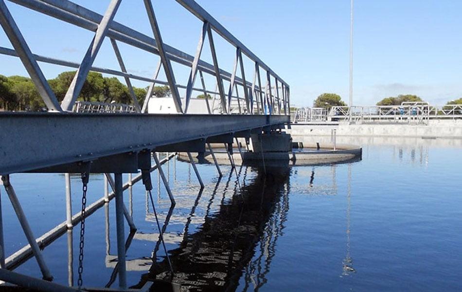 Imagen destacada Logran un sistema para eliminar el fósforo resistente en las aguas residuales