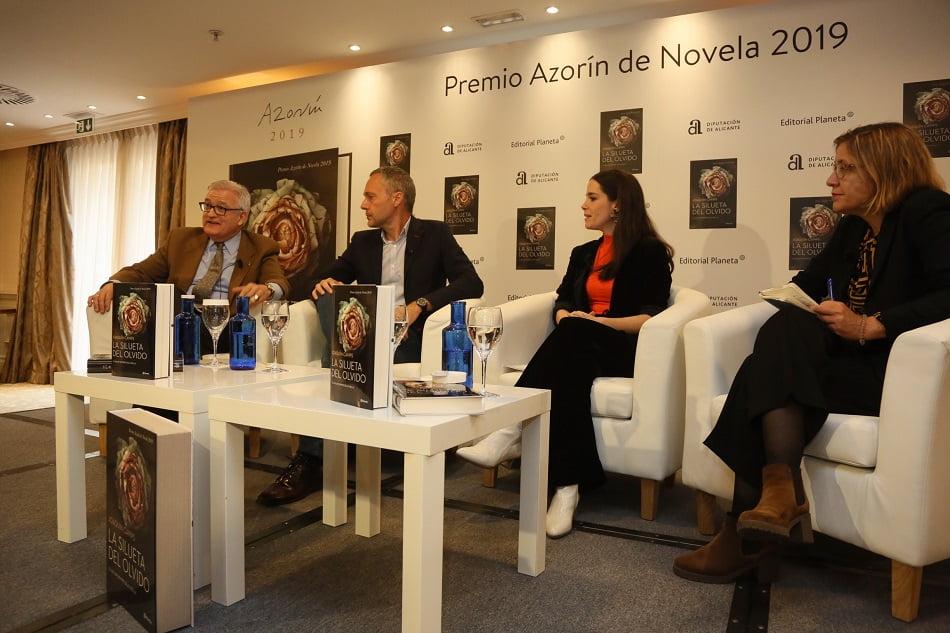 Imagen destacada 'La silueta del olvido' se presenta en Madrid coincidiendo con su salida a las librerías