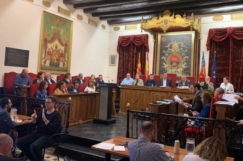 Elche-pleno-Ayuntamiento