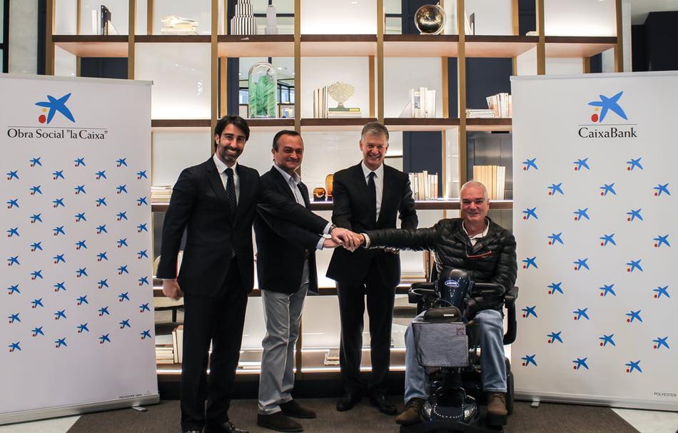 Imagen destacada CaixaBank se convierte en patrocinador principal de Open House Valencia