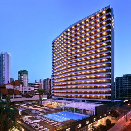 hoteles del litoral