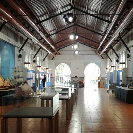 PortCastelló, 150 años, exposición