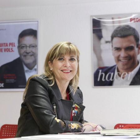 Susana Ros,Congreso Diputados, PSPV