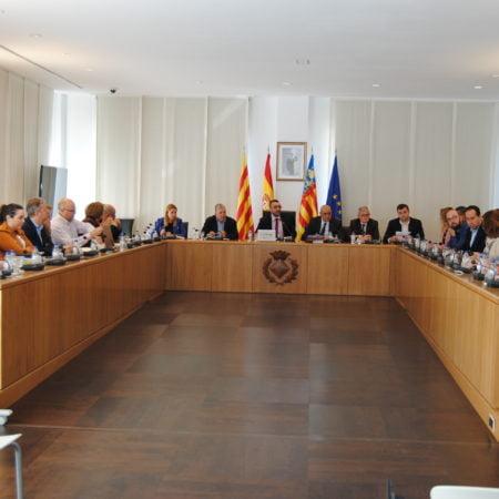 Ayuntamiento de Vila-real, remanentes, último pleno, Benlloch