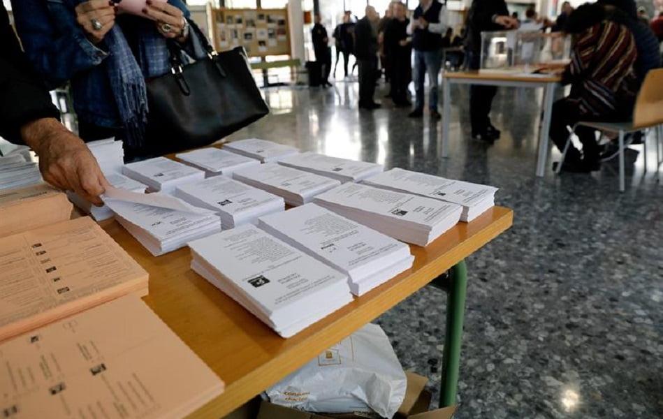La Comunitat Valenciana lidera la participación en España según los primeros datos