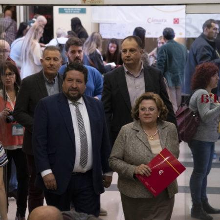 Work Forum, Diputación de Castellón, Cámara de Comercio de Castellón, empleo, Javier Moliner