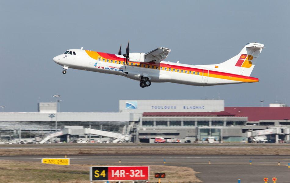 Imagen destacada Air Nostrum adelanta al 15 de marzo el inicio de la ruta Granada-València