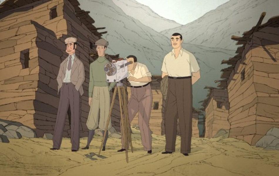 El IVC preestrena el film de animación 'Buñuel en el laberinto de las tortugas'