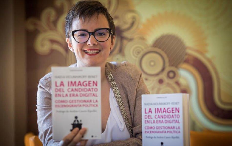 Nadia Viounnikoff-Benet, cuya tesis doctoral ha sido nominada a mejor investigación del año en los Victory Awards 2018  Efe/D.Castelló