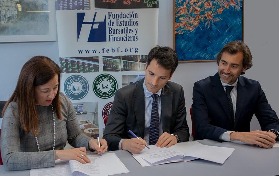 Imagen destacada Marsh se incorpora al colectivo de socios de la Fundación de Estudios Bursátiles