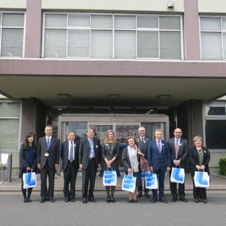 UBE, Castellón, misión institucional, hermanamiento