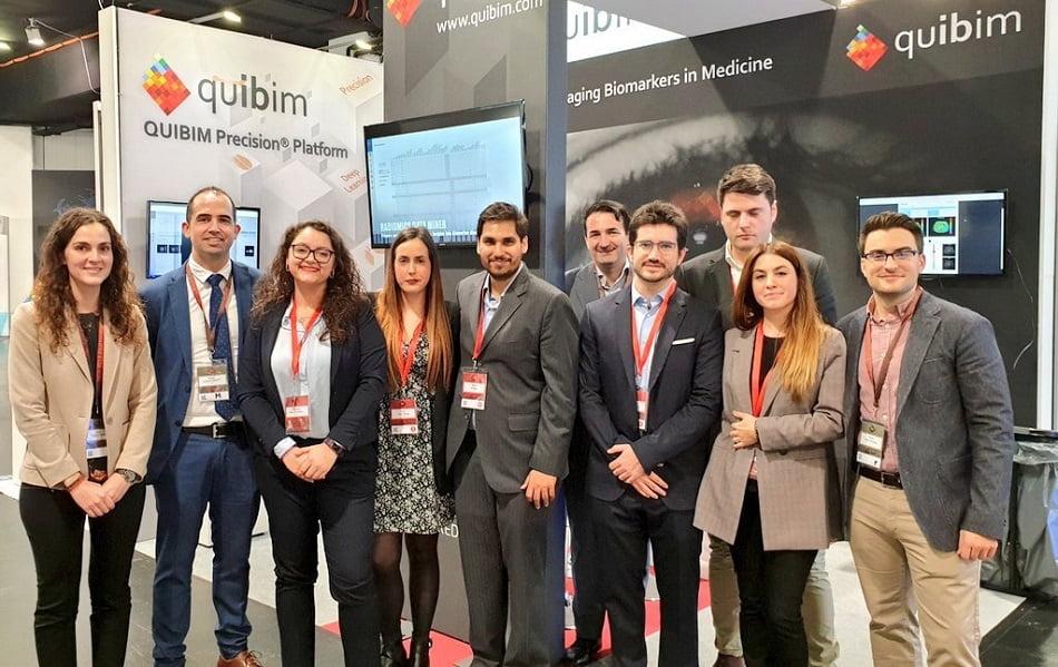 Imagen destacada La empresa 'Quibim' gestionará el biobanco de imágenes médicas del Pacífico y en Italia