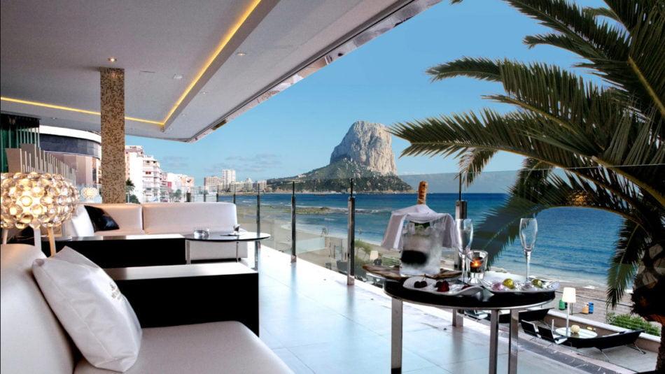 Sol y Mar de Calpe y Bayren de Gandía, los mejores hoteles de España