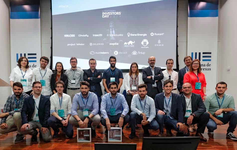 Imagen destacada Lanzadera reúne a 250 inversores para impulsar los proyectos de 15 de sus startups