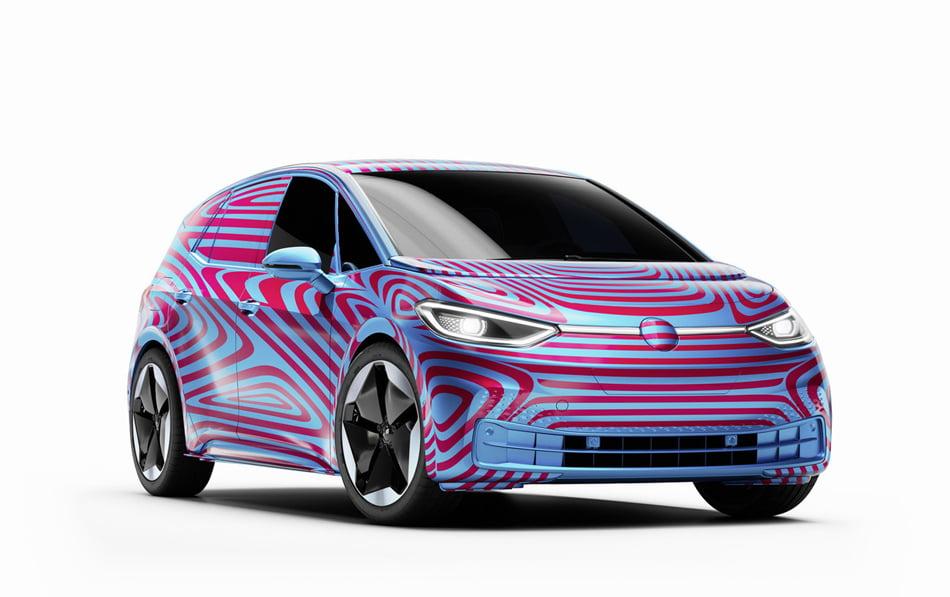Imagen destacada Volkswagen anuncia el lanzamiento de 20 modelos eléctricos en los próximos años
