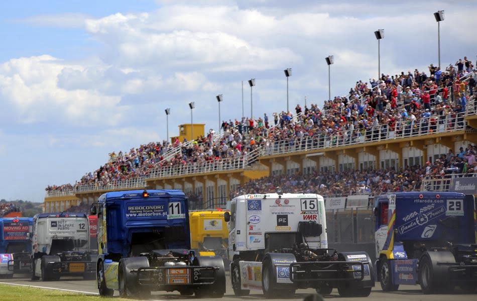 Imagen destacada Este fin de semana vuelve la carrera de camiones al Circuit Ricardo Tormo