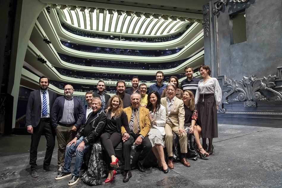 Imagen destacada La ópera en línea de Les Arts suma más de 24.000 espectadores en dos semanas