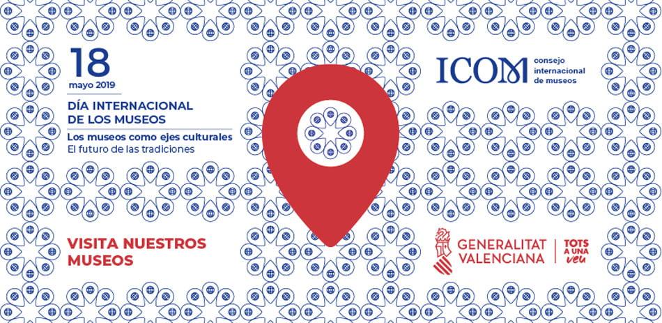 Cultura lanza un mapa digital con los museos de la Comunitat Valenciana