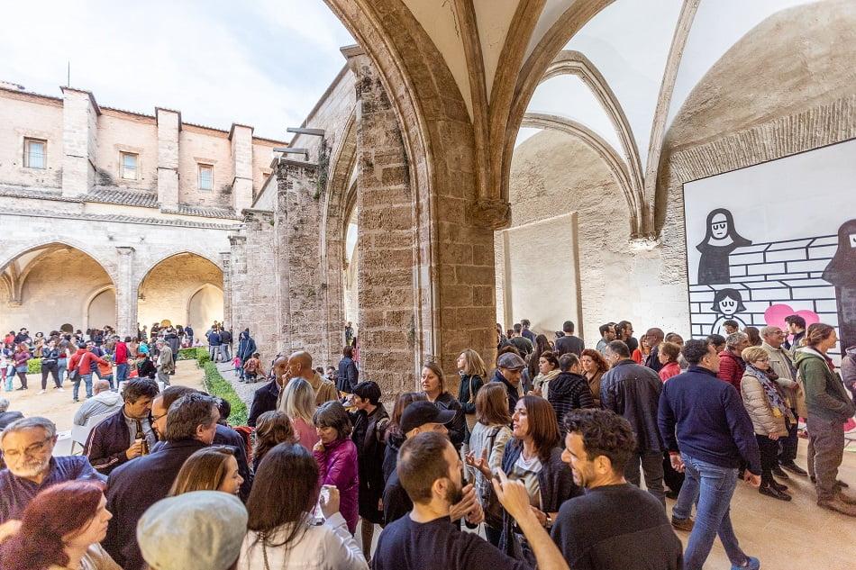 Imagen destacada El Centre del Carme recibió 5.596 visitas el Día Internacional de los Museos