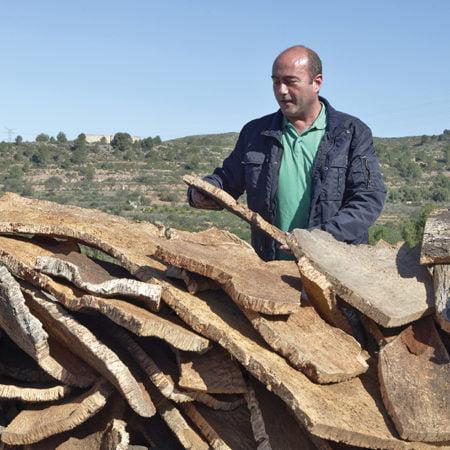 Imagen destacada Espadan Corks, corchos de calidad para embotellar vinos de bodegas de prestigio
