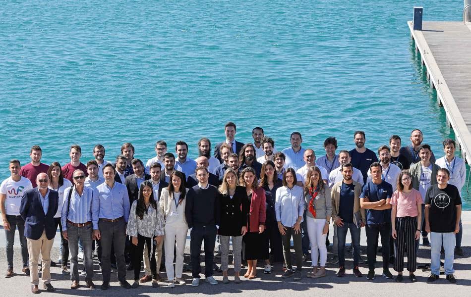 Lanzadera incorpora a 28 nuevas startups en sus programas de aceleración e incubación
