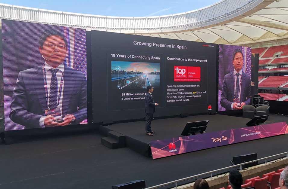 Imagen destacada Estados Unidos le da a Huawei un plazo de gracia de tres meses