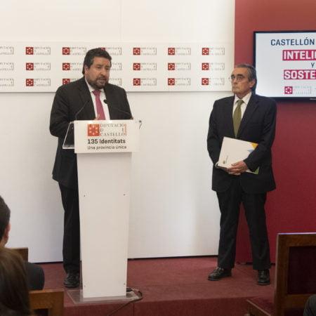 Diputación de Castelló, Iberdrola, modelo sostenible, eficiencia energética, smart city