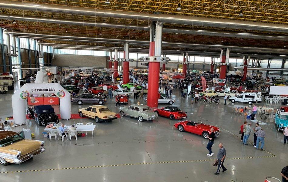 Imagen destacada Más de 80 expositores en la Feria del Vehículo Clásico y Antiguo de Alicante