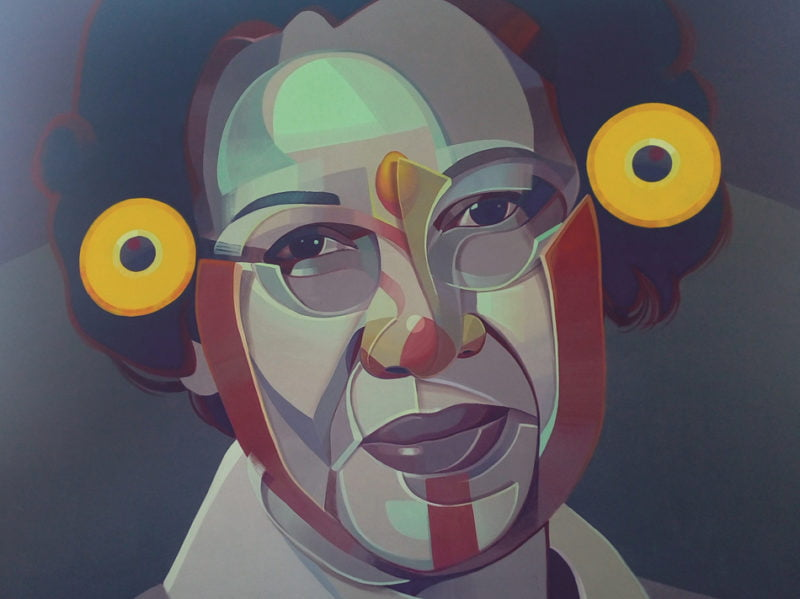 Katherine Jonhson y Jane Jacobs ocupan los nuevos murales Mujeres de Ciencia