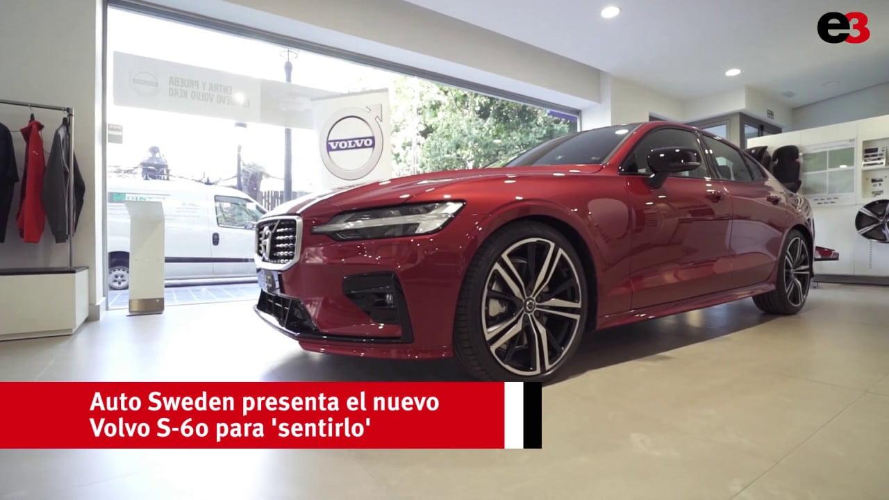 Imagen destacada El Volvo S60 ya rueda por las calles de València