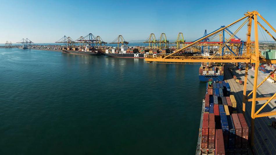 Imagen destacada Valenciaport desbanca a Bremen como cuarto puerto en tráfico de contenedores