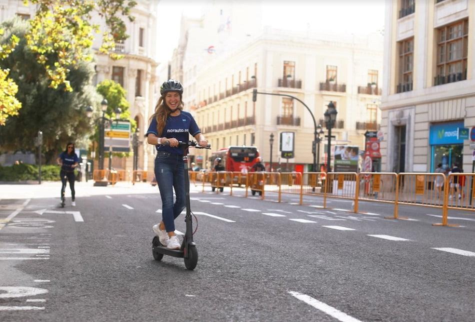 """Imagen destacada Lo último en movilidad sostenible, en la """"Electric Movements"""" de València"""