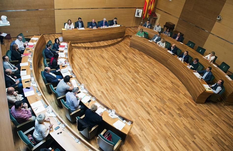 Imagen destacada El PSPV podrá gobernar la Diputació de València con el apoyo de Compromís