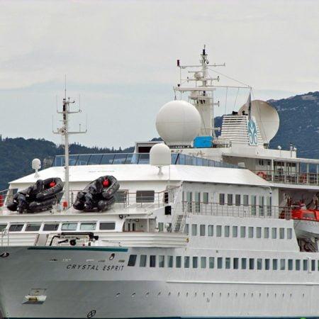 Crystal Esprit, PortCastelló, crucero, Toledo