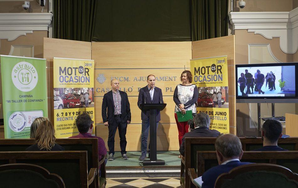 Imagen destacada Todo listo para el arranque de la decimoctava edición de Motorocasión Castellón