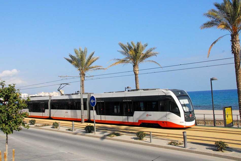 La Comunitat recibirá 40,9 millones para transporte del fondo no reembolsable