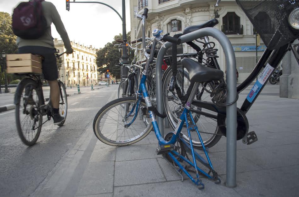 Viu la bici crea aparcamientos seguros para evitar el robo de bicicletas