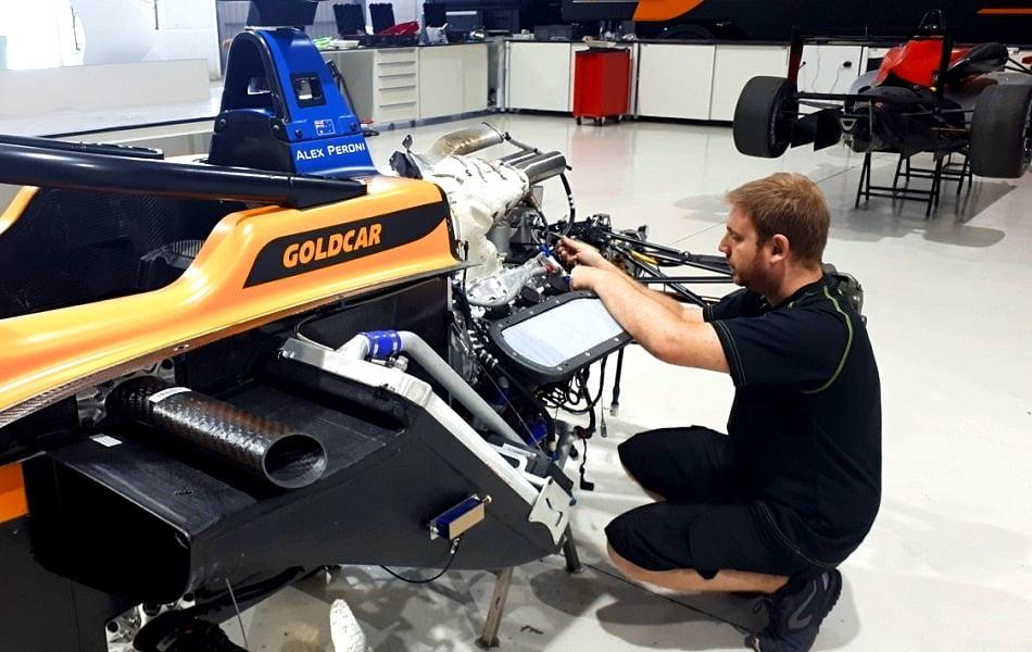 Imagen destacada A. Campos y Florida formarán a ingenieros y mecánicos para la élite del MotorSport