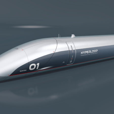 sistema hyperloop