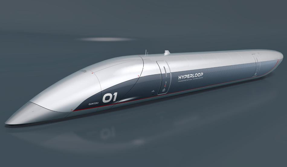 Imagen destacada La UE da el primer paso para certificar el sistema de transporte Hyperloop