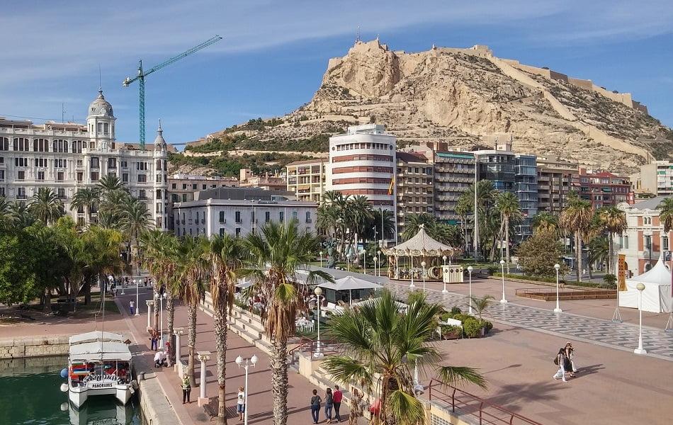 Alicante registra una ocupación del 82,8% en abril, el mejor dato desde 2010